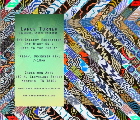 Crosstown Studio Residency Flyer Revised